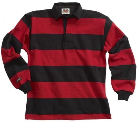 STK 191 - Black/Dark Red