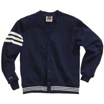 CAR 001 - Navy/White