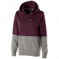 Maroon/Charcoal Heather