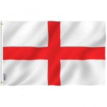 England Rugby Fan Flag