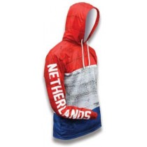 Netherlands World Sublimated Warmup Hoodie