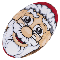 Gilbert Fun Santa Rugby Ball
